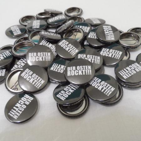 """Button""""Der Osten rockt!"""""""
