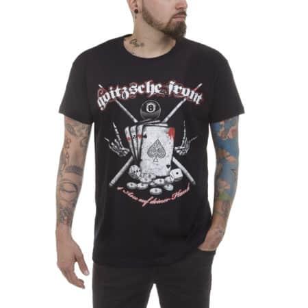 Shirt Vier Asse front