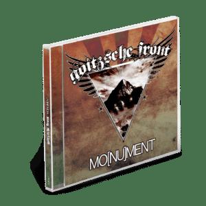 MO[NU]MENT - CD [12 Songs]