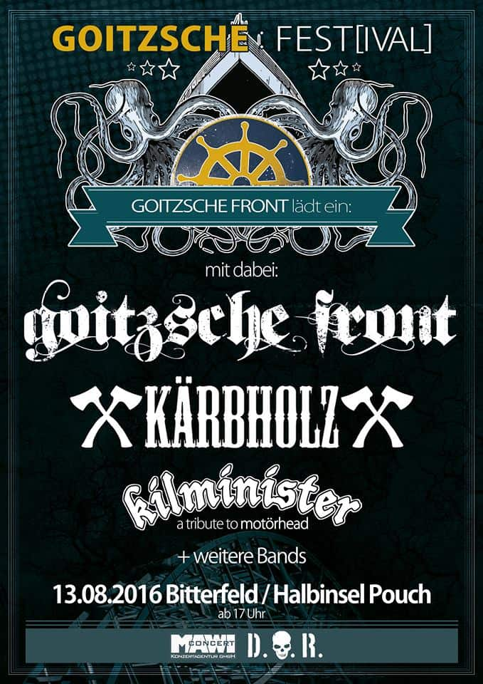 Goitzsche Festival 2016