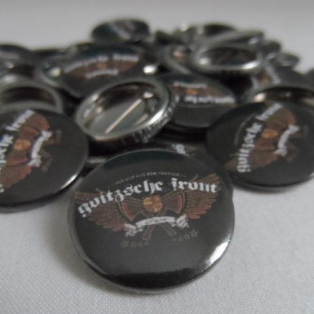 Button Axt aus der Provinz