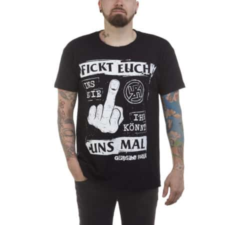 Shirt Fickt euch