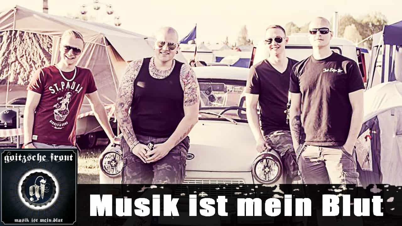 musik ist mein blut