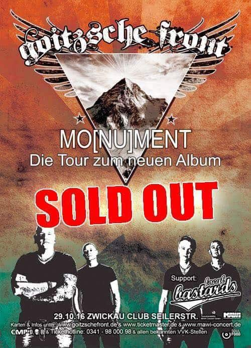 Zwickau Sold Out