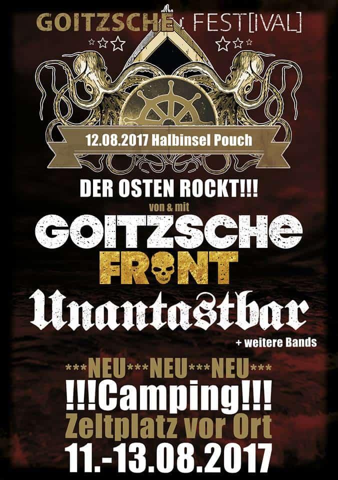GF-Fest 2017 Flyer