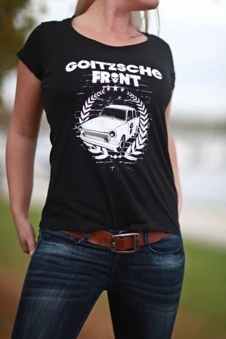 """Girly Shirt """"Der Osten rockt!"""""""