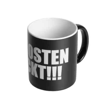 """Tasse """"Der Osten rockt"""""""