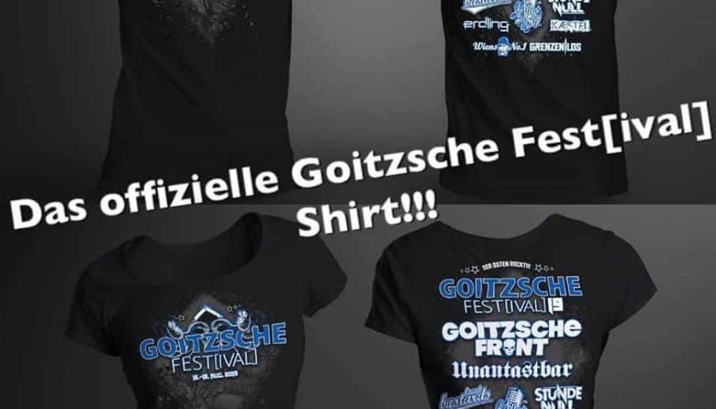 GF Fest Shirts 2019