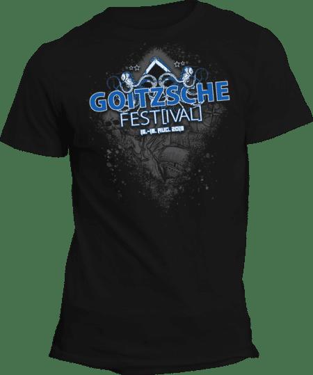 """Shirt """"Goitzsche Fest[ival] 2019"""""""