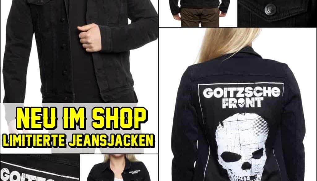 Jeans Jacken
