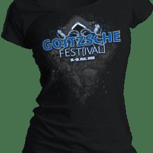 """Girly Shirt """"Goitzsche Fest[ival] 2019"""""""