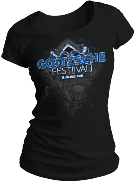 "Girly Shirt ""Goitzsche Fest[ival] 2019"""