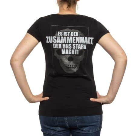 "Girly Shirt ""Zusammenhalt"""