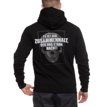 """Zipper-Jacke """"Zusammenhalt"""""""