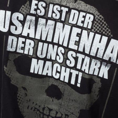 """Shirt """"Zusammenhalt"""""""