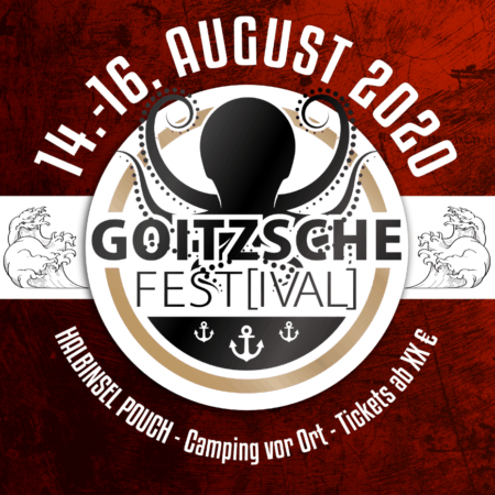 Early Bird Ticket Goitzsche Fest[ival] 2020