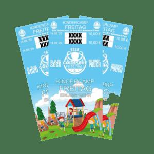Goitzsche Fest[ival] 2020 Kindercamp Freitag