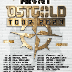 Ostgold Tourticket