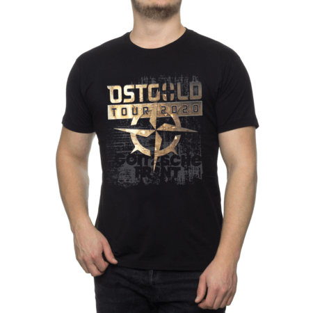 "Shirt ""Ostgold Tour"""