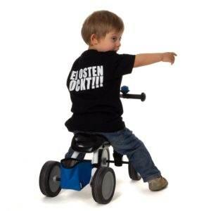 "Kindershirt ""Der Osten rockt!"""