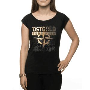 "Girly Shirt ""Ostgold Tour"""