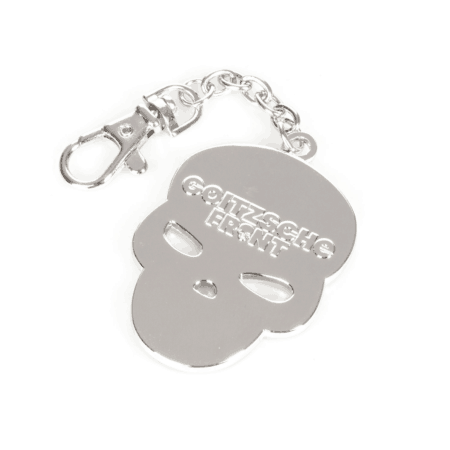 Schlüsselanhänger GF-Skull