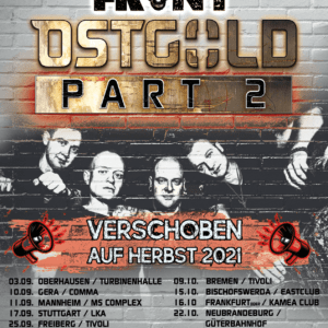 Ostgold-Tour Part II Ticket