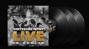 Live in Berlin - Vinyl Triple Record